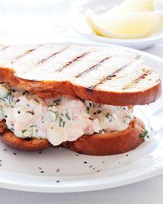Lobster Salad Sandwiches via Sweet Paul