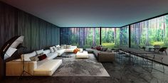 house-in-the-woods-by-alexanderzhidkov-08 - MyHouseIdea