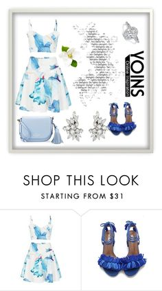 """""""Dress"""" by melika-h ❤ liked on Polyvore featuring Kate Spade and yoins"""