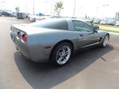 2004 #Chevrolet Corvette