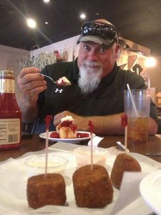 Image result for godwin duck dynasty food