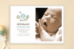 Birth Announcements and Baby Announcements | Minted