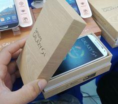 Destapando el Samsung Galaxy S4