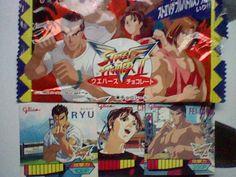Street Fighter, Baseball Cards, Sports, Hs Sports, Sport