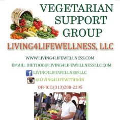 Featuring Nutritionist and Chef Donis Hicks...