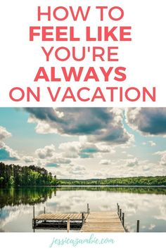 Want more of that vacation feeling in your everyday life? Here is how to find moments to enjoy a vacation even if you are still at home! Love Your Life, Life Is Good, Need A Vacation, Time Management Tips, Lists To Make, All Family, Wellness Tips, Feel Like, Simple Living