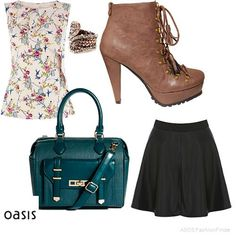 Funky Elegance | Women's Outfit | ASOS Fashion Finder
