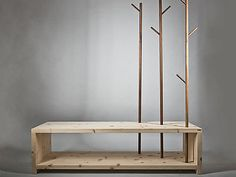 Garderobe im Cross Country Style 173x150cm, Garderobe aus Zirbenholz, Zirbel | eBay