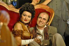 La traviata vista da dietro le quinte (foto Annalisa Andolina)