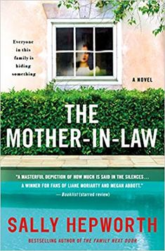 A twisty, compelling new novel about one woman's complicated relationship with her mother-in-law that ends in death...