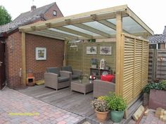Backyard shade structure covered patios 50 Ideas for 2019 Backyard Shade, Backyard Patio Designs, Backyard Landscaping, Pergola D'angle, Corner Pergola, Modern Pergola, Hot Tub Pergola, Black Pergola, Steel Pergola