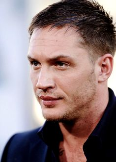 Tom Hardy....the picture of perfection. <3