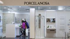 Nuevo espacio Porcelanosa en @elcorteingles de Paseo Castellana, #Madrid