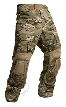 Crye Precision Multicam combat pants