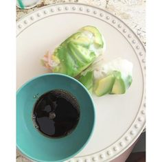 Reflux Baby + Spring Roll Recipe