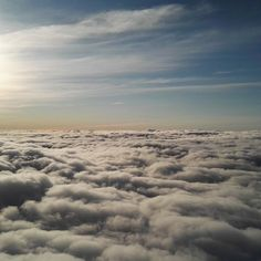 Above the #cloud