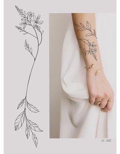 Dainty Tattoos, Pretty Tattoos, Love Tattoos, Beautiful Tattoos, Body Art Tattoos, Hand Tattoos, Small Tattoos, Tattoos For Women, Spine Tattoos