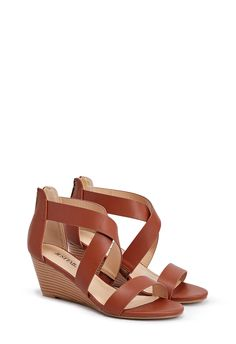 31bd076941 Women's Shoes, Bags & Clothes Online - 1st Style for $10! Leather Wedge  SandalsPlatform ...