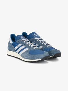 ADIDAS ORIGINALS TRX SPZL SUEDE TRIMMED SNEAKERS.  adidasoriginals  shoes   4767b0766