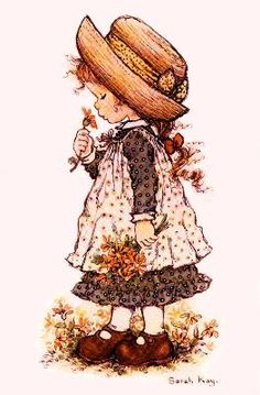 Immagini Sara Kay e Holly Hobbie Sarah Key, Holly Hobbie, Hobbies For Couples, Hobbies For Women, Sara Key Imagenes, Australian Artists, Cute Illustration, Vintage Children, Cute Drawings