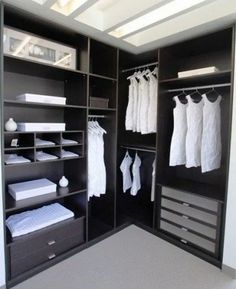 California Closets Walk In Closet Bedroom Closet Design, Master Bedroom Closet, Bedroom Wardrobe, Wardrobe Design, Wardrobe Closet, Closet Designs, Closet Renovation, Closet Remodel, Walking Closet