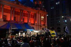 Pregopontocom Tudo: Movimentos sociais fazem manifestação pela democracia em várias cidades do país...