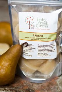 Sohl Design: Baby Fresh Farms Organic Baby Food Packaging