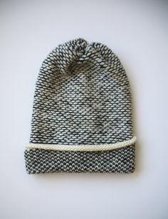 Seed Stitch Wool Hat by Kordal