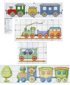 Gallery.ru / Фото #46 - 36 - ergoxeiro Baby Cross Stitch Patterns, Cross Stitch For Kids, Mini Cross Stitch, Cross Stitch Borders, Cross Stitch Charts, Cross Stitch Designs, Baby Patterns, Cross Stitching, Cross Stitch Embroidery