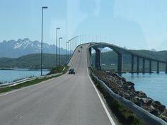 brug bij Skagen - Noorwegen