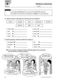 Refuerzo y ampliación lenguaje 5º