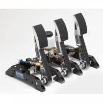 """HPP Simulation is a new hardware vendor on the sim racing market, and they have just unvealed their new PHT Pedals. Where PHT stands for """"Precision Hydraulic Technology"""", just so you know what you're getting here. PHT Pedals are hydraulic pedals that come in 2 or 3 pedal set models, of which you both can either choose for a verticle or slanted peda..."""