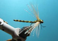 dragonfly fly tying patterns - Google Search