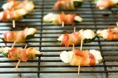 Bacon Wrapped Jalapenos - Pioneer Woman