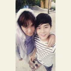 ZE:A's Dongjun shares his first Instagram post from Bali
