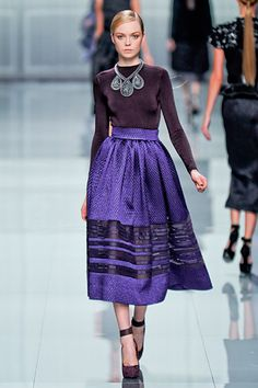 Christian Dior » Fall 2012 RTW »