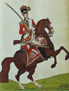 SYW- Britain: Hanover in the Seven Years War: Regiment of Light Dragoons Wallis by Karsten