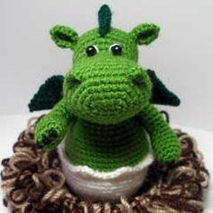 Mon défi... Quand j'aurai appris à tricoter au crochet!!!