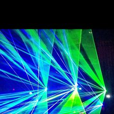 Ghostland observatory laser light show