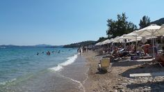 Barbati Beach, Kerkyra Corfu, Athens, Greece, Beach, Water, Outdoor, Greece Country, Gripe Water, Outdoors