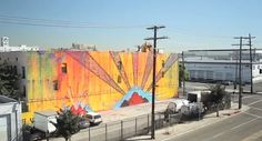 RISK – The Skid Row Mural Project (Portrait // Art in the Streets – MOCAtv Episode 9)