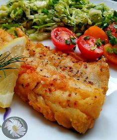 Tasty, Yummy Food, Fish Dishes, Dinner Recipes, Veggies, Healthy Recipes, Meat, Chicken, Seafood