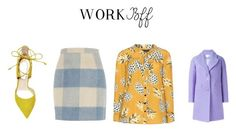 """Untitled #1289"" by burn-notice ❤ liked on Polyvore featuring River Island, Manon Baptiste, Steve Madden and Carven"