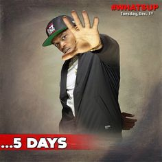 5 more days for the World Premiere of my new single/video  #WhatsUp! Seek respekt not attention. by any means  Watch the Trailer @ http://ift.tt/1NJm3kk  89