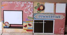 Kathy's Kreative Korner #ctmhJubilee Summertime, Frame, Home Decor, Creative, Picture Frame, Decoration Home, Room Decor, Frames, Home Interior Design