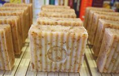 Shea butter spice soap recipe AND directions. Seasonal!