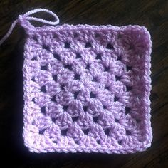 Hello! You've landed on the Plain Granny Square pattern that we will be working weekly during the VVCAL. Each of the 32 weeks of squares, I'll link to this pattern. We will make 24 Soli…
