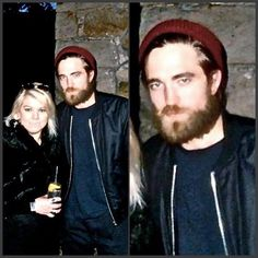 New/Old Fan Pic with Robert Pattinson A new photo of Robert Pattinson with a fan from a party last weekend {15Aug15} at Fordell Castle in Scotland