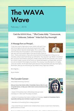 February WAVA Wave - Elementary School.