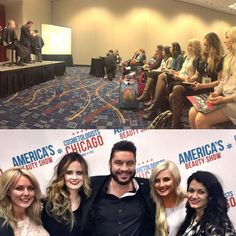Learning the mastery of our craft from ROD- what a fun educator! He taught grooming skills for male clientele; salons aren't just for gals! @americasbeautyshow @sicklerrod @sexyhair #soakingitup #knowledge #growth
